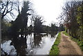 TQ1278 : Grand Union Canal and Walk by N Chadwick