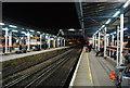 SU9949 : Platform 4, Guildford by N Chadwick