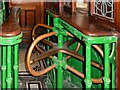 SJ8595 : Turnstile, Victoria Baths by David Dixon