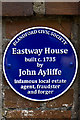 Photo of Blue plaque number 41756