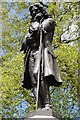 ST5873 : Statue of Edward Colston by Philip Halling