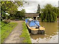 SJ4564 : Shropshire Union Canal at Egg Bridge by David Dixon