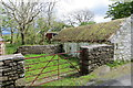 L9095 : Old farmyard by Robert Ashby