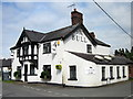 SJ4349 : The Bull at Shocklach, Country Pub and Restaurant by Jeff Buck