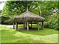 SJ7481 : African Hut, Tatton Park by David Dixon