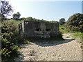 TM5495 : Pillbox on Gunton Cliff by Adrian S Pye