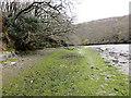 SX2454 : Low Tide Footpath by Tony Atkin