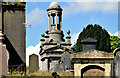 J4173 : The restored Cleland Mausoleum, Dundonald (May 2014) : Week 20