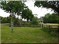 TL1295 : Manor Farm, Chesterton, Peterborough by Richard Humphrey