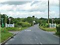 SP9517 : Entering Ivinghoe Aston by Robin Webster