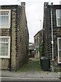 SE0636 : Queen Street - Church Street by Betty Longbottom