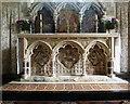 SP8812 : Buckland - All Saints - Altar by Rob Farrow