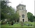 SU9298 : Little Missenden - St John the Baptist from churchyard by Rob Farrow