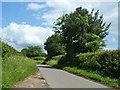 SP9605 : Johns Lane by Robin Webster