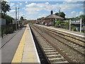 SP3519 : Charlbury railway station, Oxfordshire by Nigel Thompson