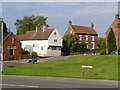 SK6766 : Rock House and Highfield House, Wellow by Alan Murray-Rust