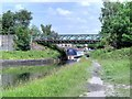 SD7200 : Booth's Hall Bridge, Bridgewater Canal by David Dixon