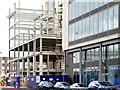 "J3374 : Block ""B"", University of Ulster site, Belfast - June 2014(3) by Albert Bridge"