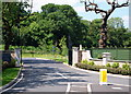 TQ4571 : Kemnal Park Cemetery, Chislehurst BR7 by David Hallam-Jones