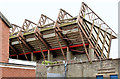 J3272 : Windsor Park football ground, Belfast - June 2014(7) by Albert Bridge