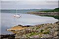 NM7910 : Yacht at Arduaine : Week 25