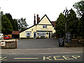 TL8248 : The Black Lion Public House by Adrian Cable