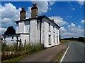 TL5462 : House near Long Meadow by Bikeboy