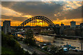 NZ2563 : Tyne Bridge by Peter McDermott