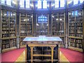 SJ8398 : Reading Room, John Rylands Library by David Dixon