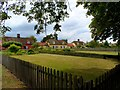 TL6669 : Estate Cottages, Chippenham by Bikeboy