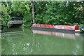 SP5204 : Narrowboat and bridge at Oxford by David Martin