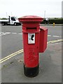 TG5203 : Edward VII post box by Adrian S Pye