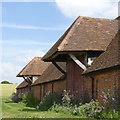 SU6285 : Midstreys, Ipsden Farm barn by Alan Murray-Rust