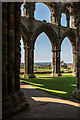 NZ9011 : Whitby Abbey, North Yorkshire by Christine Matthews