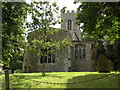TL2378 : St. Andrew: the parish church of Abbots Ripton by Robert Edwards