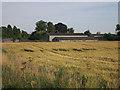 TL3547 : Hoback Farm by Hugh Venables