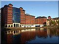 SJ8197 : Office buildings at the head of Erie Basin : Week 28