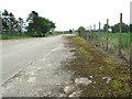 TG1420 : Entrance to Stump Cross Farm by Evelyn Simak
