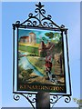 TQ9733 : Kenardington village sign by Oast House Archive