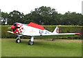 TM2690 : A Harvard (T-6) aircraft by Evelyn Simak