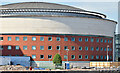 J3474 : The Waterfront Hall, Belfast - July 2014(2) by Albert Bridge