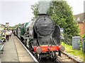 "SU7239 : Mid-Hants Railway, ""Lord Nelson"" at Alton Station by David Dixon"