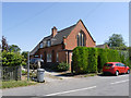 SK7460 : Former Wesleyan Methodist chapel, Norwell Road, Caunton by Alan Murray-Rust