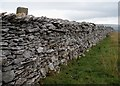 SD9990 : Dry stone wall at New Pasture by Christopher Hall