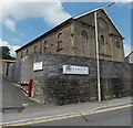 ST0290 : Former Cymmer Congregational Chapel, Porth by Jaggery