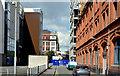 J3374 : Curtis Street, Belfast (August 2014) by Albert Bridge