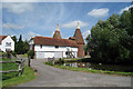 TQ8041 : Oast House at Cherry Tree Farm, Mill Lane, Frittenden by Oast House Archive