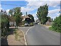 TL2870 : High Street, Hemingford Abbots by Hugh Venables