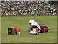 ST5571 : Balloon baskets at the Bristol Balloon Fiesta by Gareth James