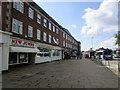 SU6504 : Shopping Parade, Portsmouth Road, Cosham by Jonathan Thacker